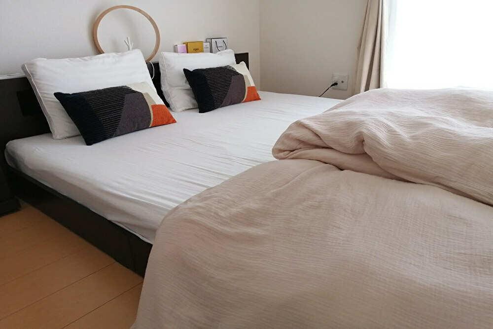コアラマットレス 寝室